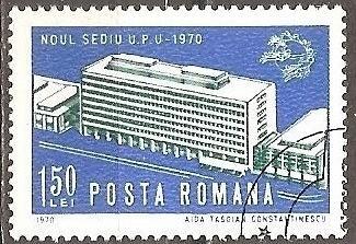 [RO2180] Romania Sc. no. 2180 (1970) CTO Single