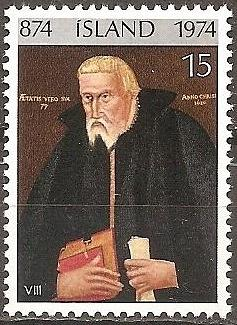 [IC0463] Iceland: Sc. No. 463 (1974) MNH