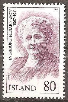 [IC0521] Iceland: Sc. No. 521 (1979) MNH