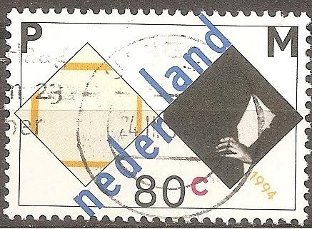 [NE0851] Netherlands: Sc. No. 851 (1994) Used