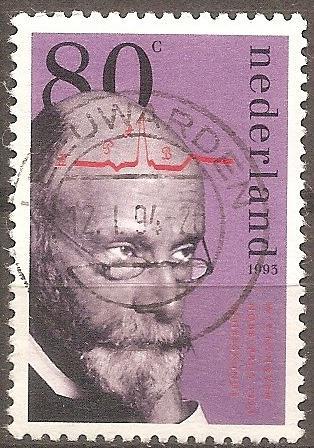 [NE0842] Netherlands: Sc. No. 842 (1993) Used