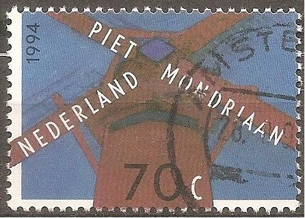 [NE0850] Netherlands: Sc. No. 850 (1994) Used