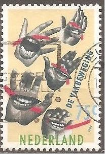 [NE0742] Netherlands: Sc. No. 742 (1989) Used