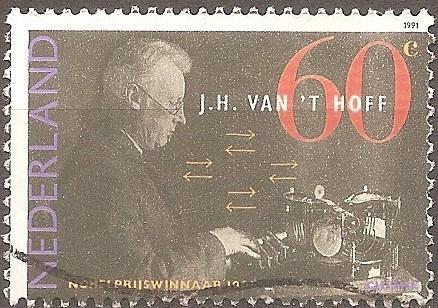 [NE0798] Netherlands: Sc. No. 798 (1991) Used