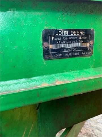 2005 John Deere 9520 Tractor