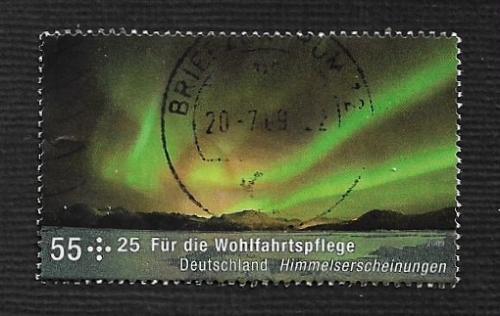 German Used Scott #B1012 Catalog Value $1.90