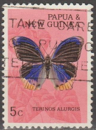 [PN0212] Papua New Guinea: Sc. No. 212 (1966) Used