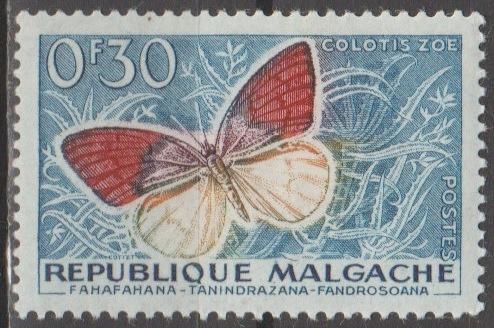 [MD0306] Madagascar: Sc. No. 306 (1960) MNH