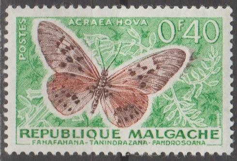 [MD0307] Madagascar: Sc. No. 307 (1960) MNH