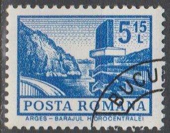 [RO2357] Romania: Sc. no. 2357 (1972) CTO