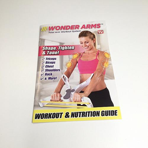 wonder arms.. total arm workout system