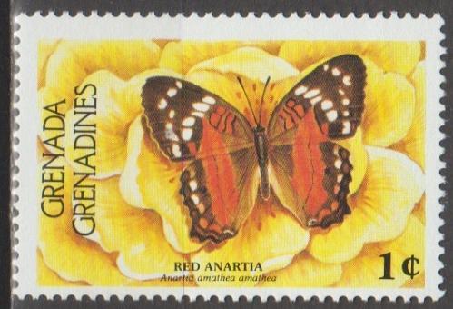 [GG0663] Grenada Grenadines: Sc. No. 663 (1985-86) MNH