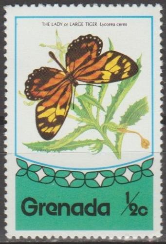 [GR0660] Grenada: Sc. No. 660 (1975) MNH