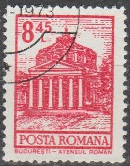 [RO2363] Romania: Sc. no. 2363 (1972) CTO