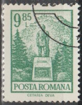 [RO2366] Romania: Sc. no. 2366 (1972) CTO