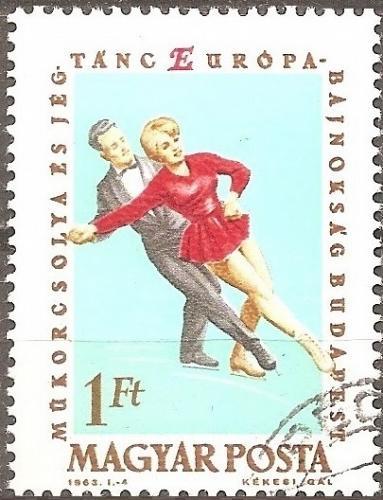 [HU1487] Hungary Sc. no. 1487 (1963) CTO