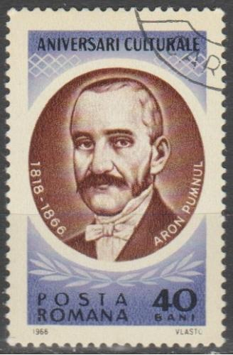 [RO1852] Romania: Sc. no. 1852 (1966) CTO
