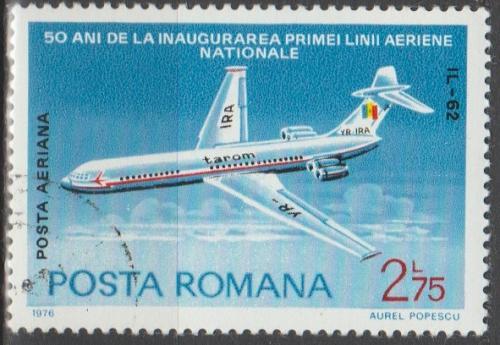 [RO9204] Romania: Sc. no. C204 (1976) Used