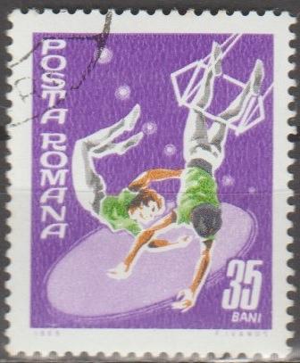 [RO2120] Romania: Sc. no. 2120 (1969) CTO