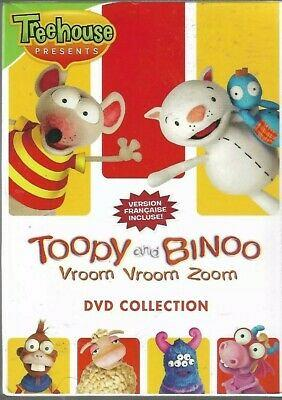 toppy and binoo vroom vroom vroom dvd collection...