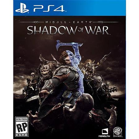 playstation 4 middle - earth shadow of war