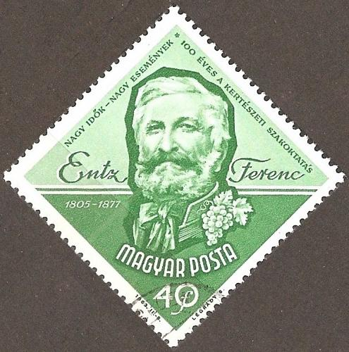 [HU1496] Hungary: Sc. no. 1496 (1963) CTO