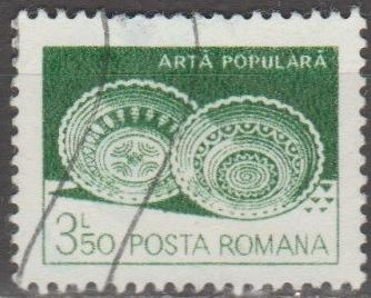 [RO3107] Romania: Sc. no. 3107 (1982) Used