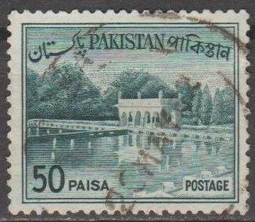 [PK0138] Pakistan: Sc. No. 138 (1961-1963) Used