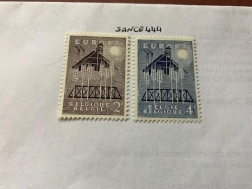 Belgium Europa 1957 mnh stamps