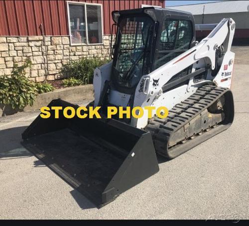 2016 Bobcat T770 Trac Loader