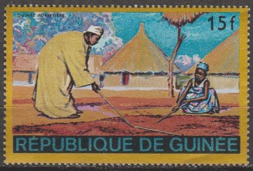 [GN0499] Guinea Sc. no. 499 (1968) MNH