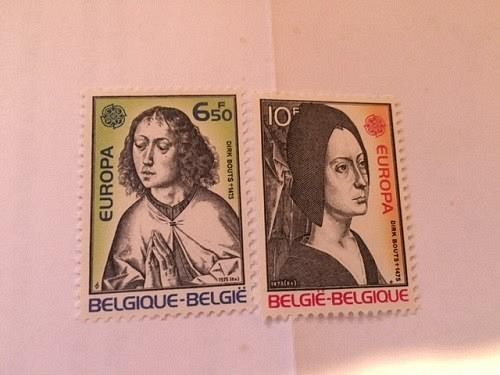 Belgium Europa 1975 mnh stamps