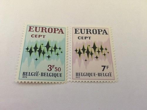 Belgium Europa 1972 mnh stamps #abcd