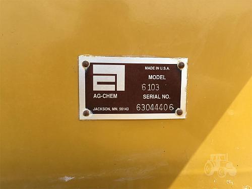 2006 Agco 6103 Terragator