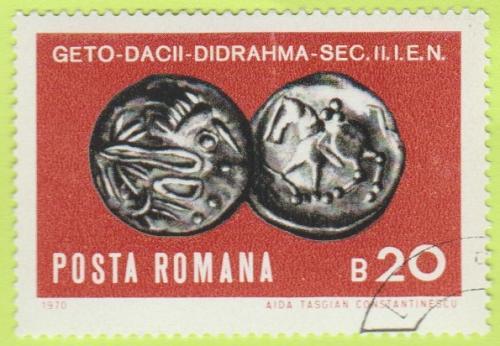 [RO2169] Romania: Sc. no. 2169 (1970) CTO