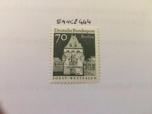 Germany Definitive Buildings 70p 1966 mnh stamps