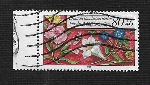 German Berlin Used #9NB229 Catalog Value $1.25