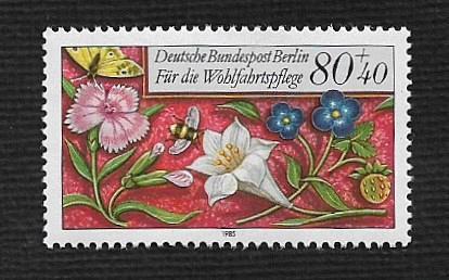 German Berlin MNH #9NB229 Catalog Value $1.40