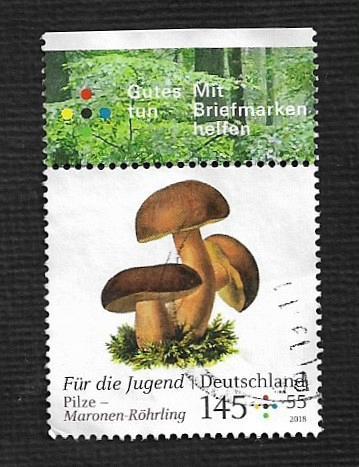 German Used Scott #B1176 Catalog Value $4.75