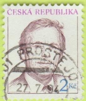 [CZ2879] Czech Republic: Sc. no. 2879 (1993) Used single