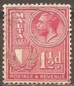 [ML0170] Malta: Sc. no. 170 (1930) Used