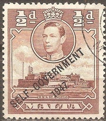 [ML0209] Malta: Sc. no. 209 (1948) Used