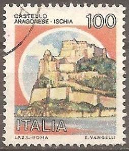 [IT1415] Italy: Sc. no. 1415 (1980) Used