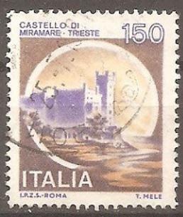 [IT1417] Italy: Sc. no. 1417 (1980) Used