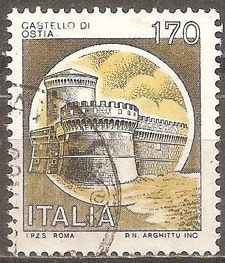 [IT1418] Italy: Sc. no. 1418 (1980) Used