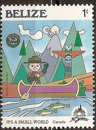 [BZ0786] Belize Sc. no. 786 (1985) MNH