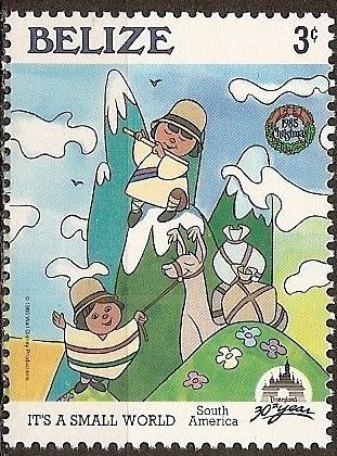 [BZ0788] Belize Sc. no. 788 (1985) MNH