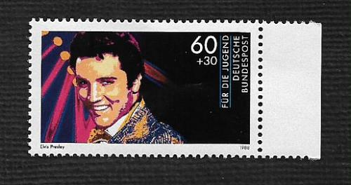 German MNH Scott #667 Catalog Value $2.25