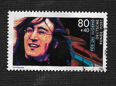 German Used Scott #B669 Catalog Value $1.75