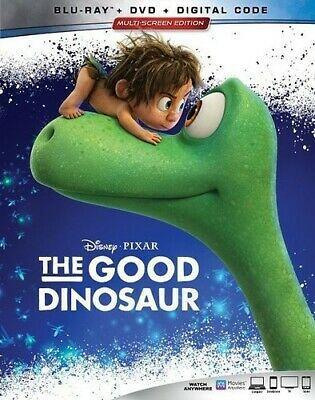 the good dinosaur blu-ray + dvd + digital code